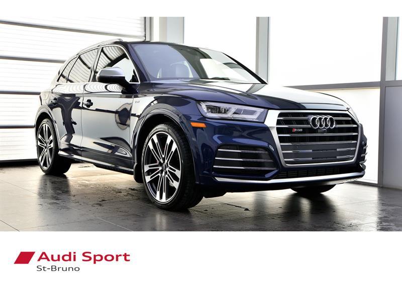 Audi SQ5 TECHNIK + AIR SUSPENSION + DIF 2018