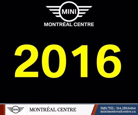 Mini Cooper Hardtop OFFRE SPECIALE CECI EST UN 201 2015