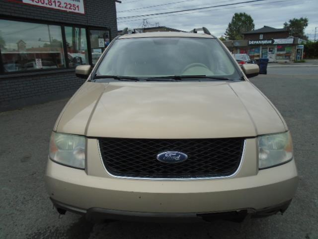 Ford Freestyle 2