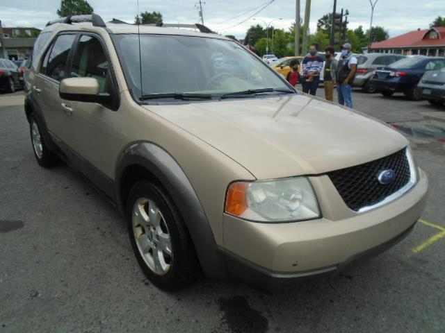 Ford Freestyle 3