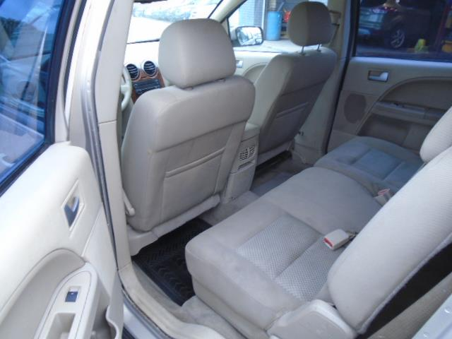 Ford Freestyle 10