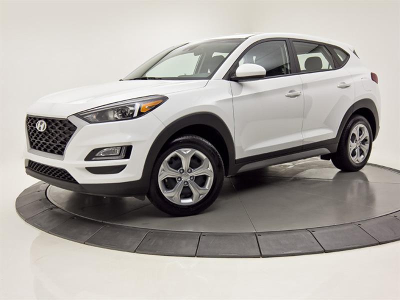 Hyundai Tucson ESSENTIAL AWD SAFETY PACK CAM  2019