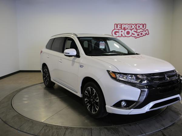 2018 Mitsubishi  Outlander rechargeable GT,  2.0L, AWD