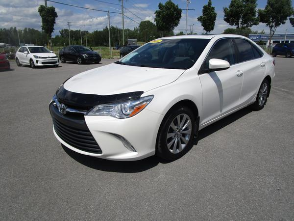 2016 Toyota  Camry XLE, 2.5L