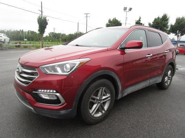 2018 Hyundai  Santa Fe Sport SPORT, 2.4L, AWD