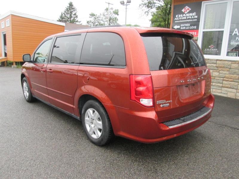 Dodge Grand Caravan 4