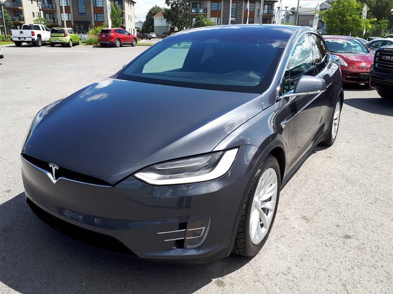 Tesla Model X MODEL X 90D awd autopilot bala 2017