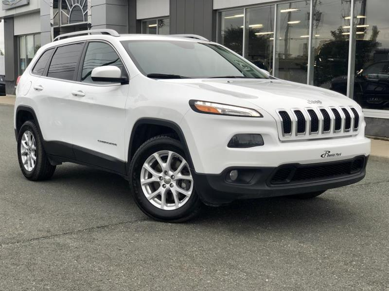 2017 Jeep  Cherokee NORTH LATITUDE 4X4