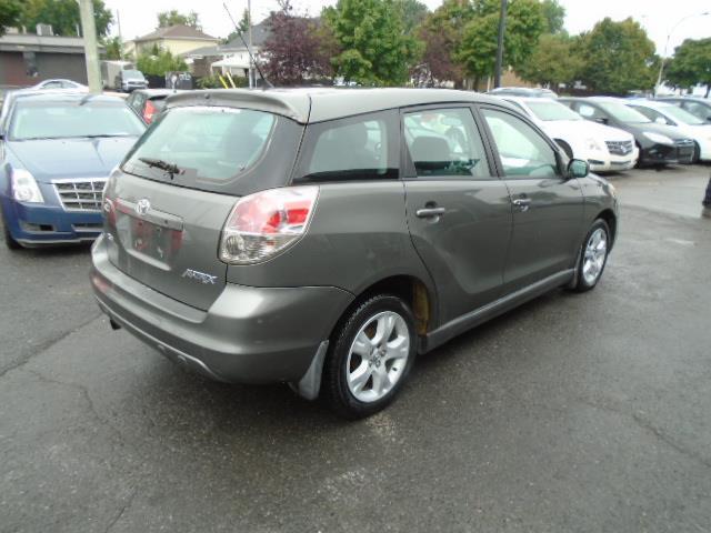 Toyota Matrix 5