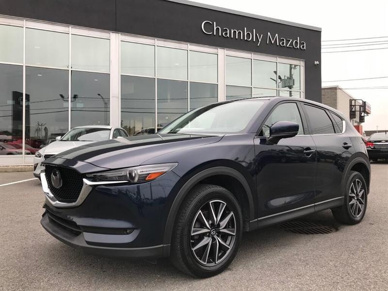 Mazda CX-5 GT, AWD, TECH, NAVIGATION, CUI 2018