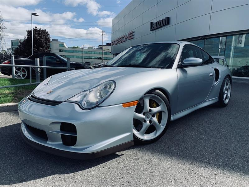 Porsche 911 GT2 Twin Turbo 456HP 2002