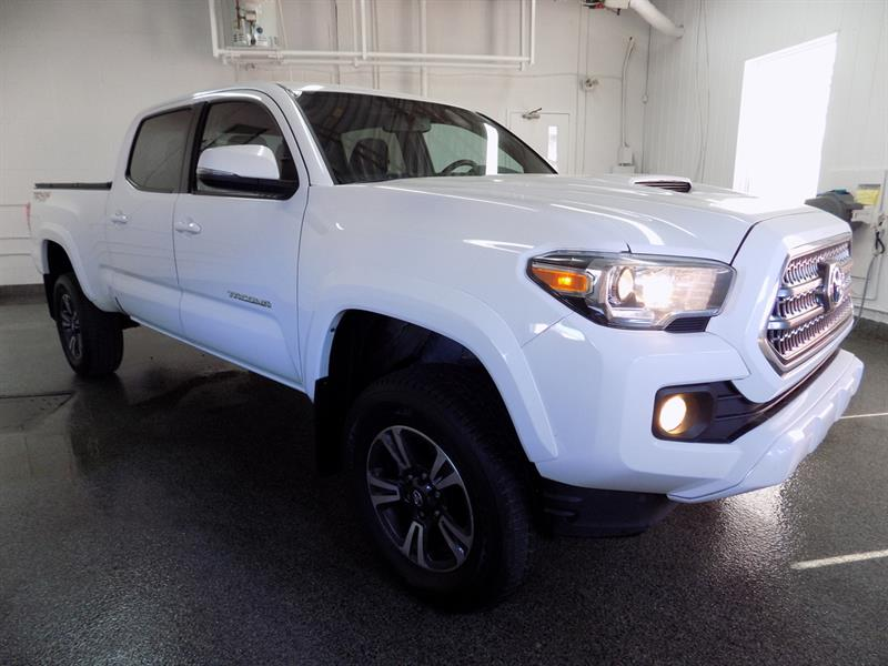 2017 Toyota Camionnette