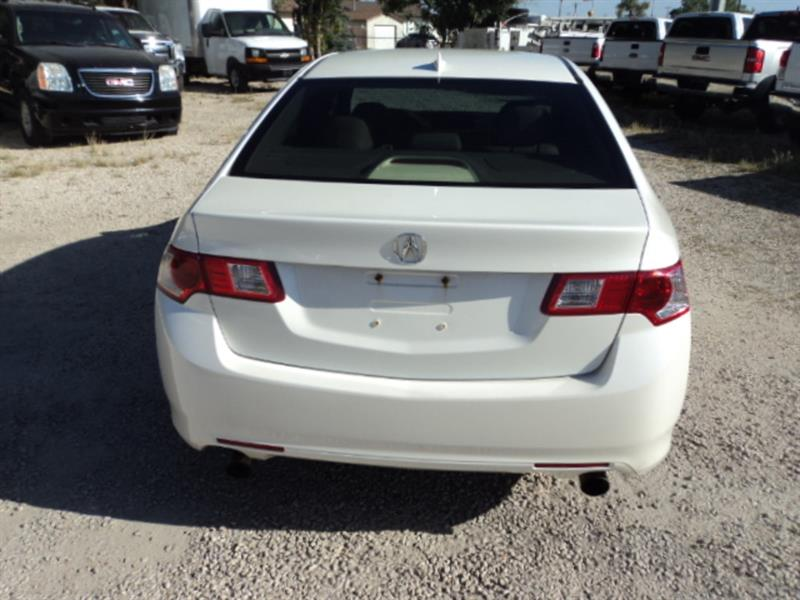 Acura TSX 4