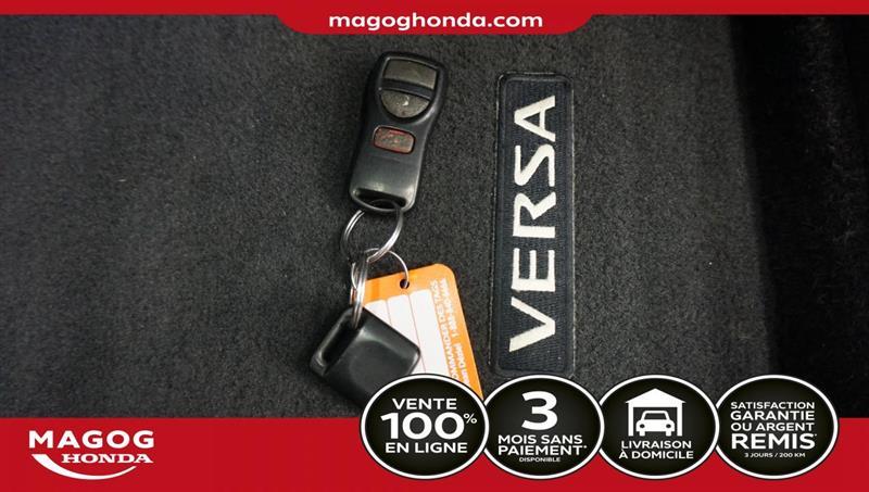 Nissan Versa 28