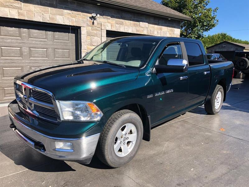 2011 Ram C/K 1500