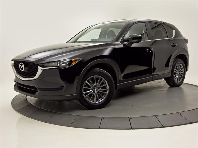 Mazda CX-5 GS AWD HALF LEATHER BACK UP CA 2018