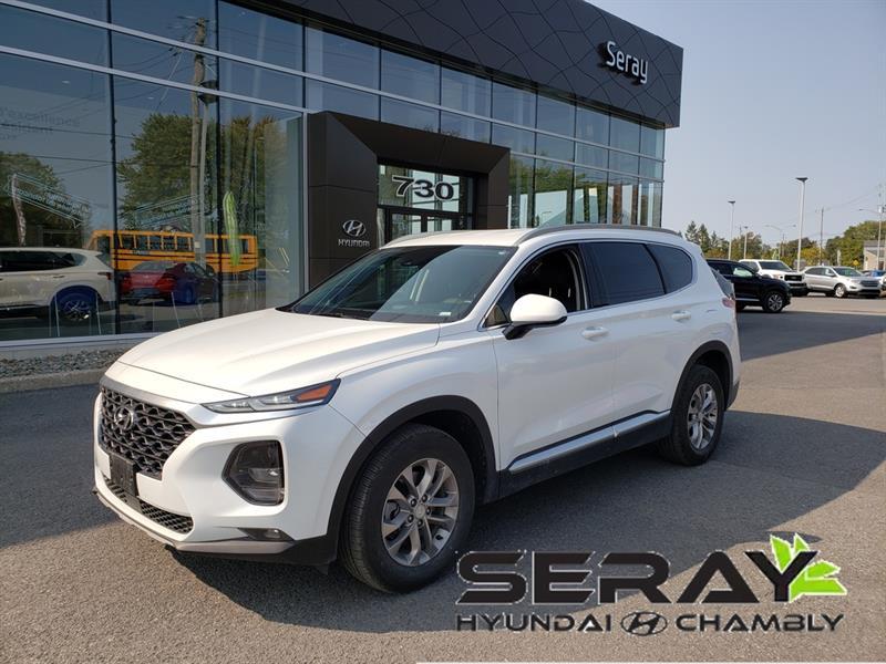2020 Hyundai  Santa Fe 2.4L Essential AWD w-Safety Pa