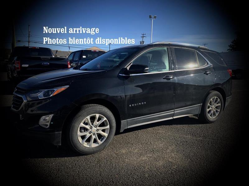 2018 Chevrolet  Equinox LT AWD TOIT PANO SIÈGES CHAUFF