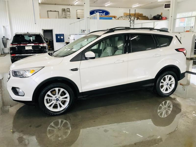 2018 Ford  Escape SEL AWD CUIR TAUX 1,9%/72 MOIS