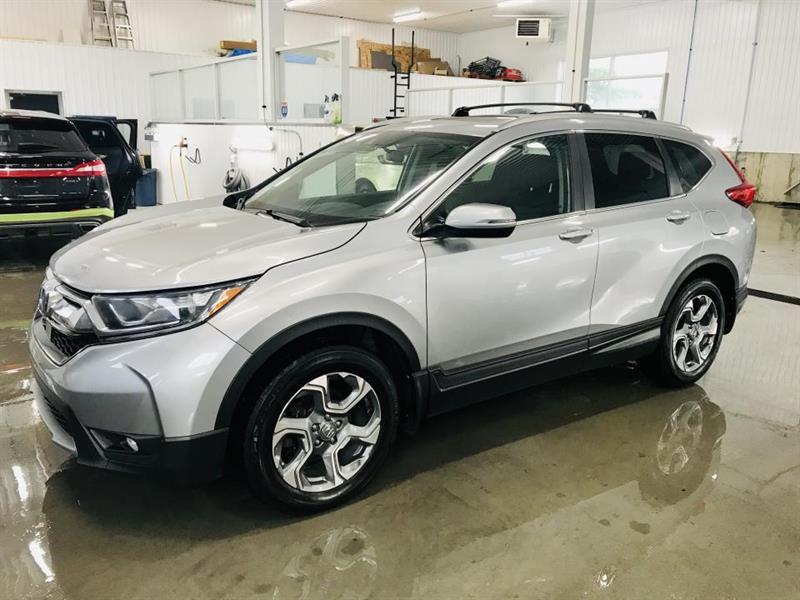 2017 Honda  CR-V EX AWD ENS REMORQUAGE SIÈGES C