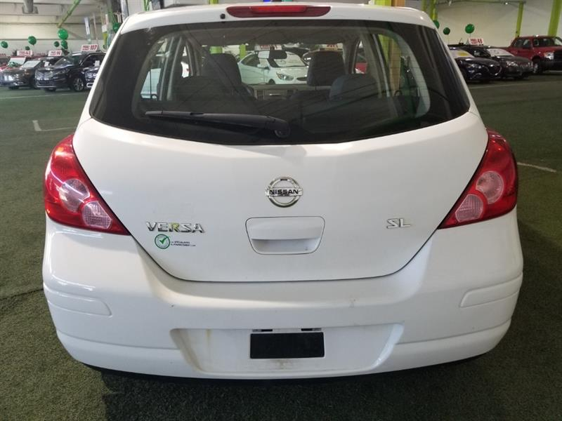 Nissan Versa 4