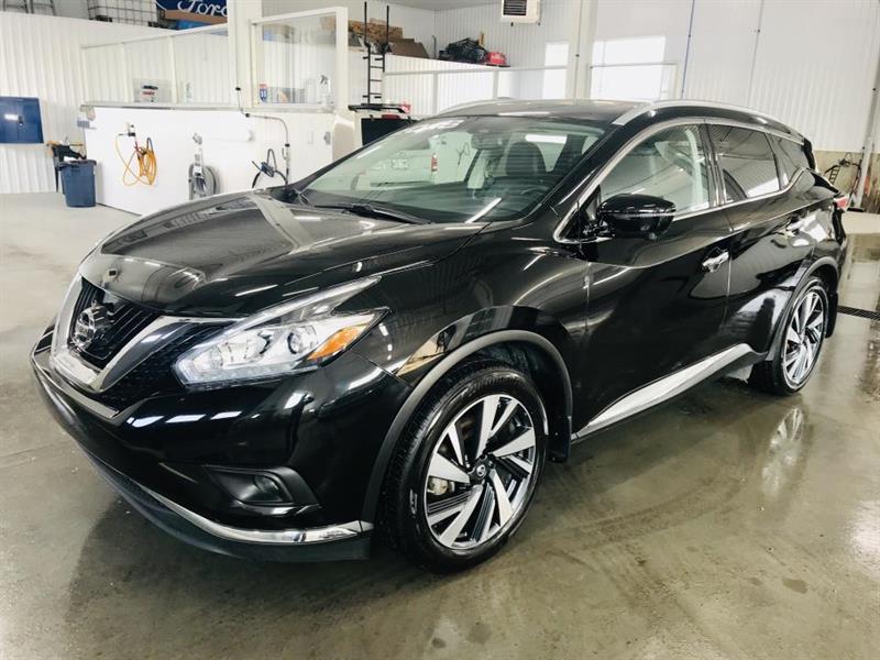 2018 Nissan  Murano SV TI TOIT PANO GPS SIÈGES ÉLE