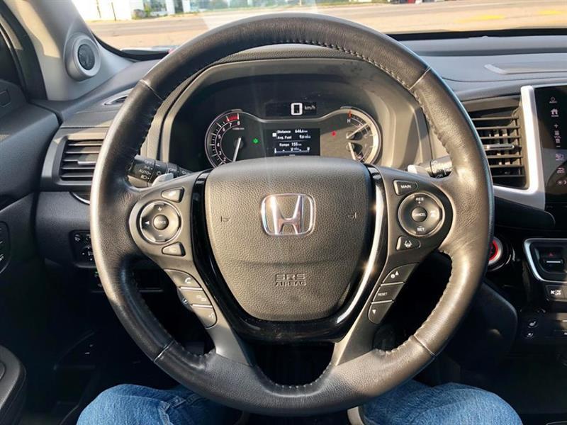 Honda Pilot 11