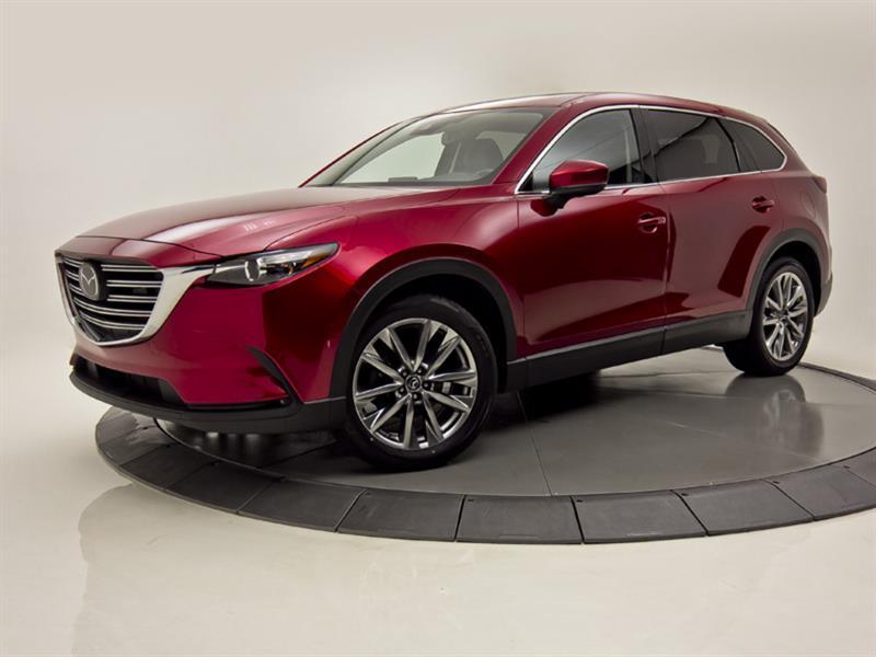 Mazda CX-9 CUIR 4X4 TOIT OURVANT MAGS CAM 2019