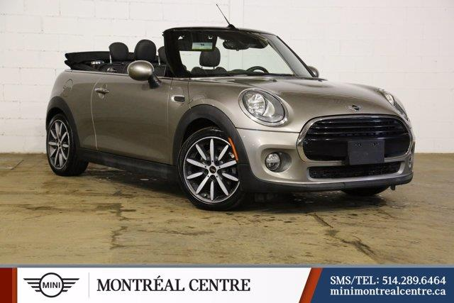 Mini Cooper Convertible CONVERTIBLE 17' MAGS LOADED  2017