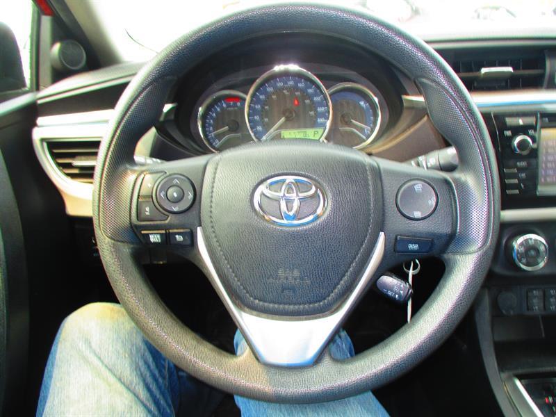 toyota Corolla 2015 - 16
