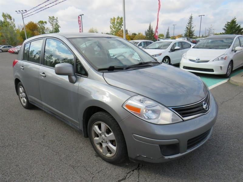 Nissan Versa 1