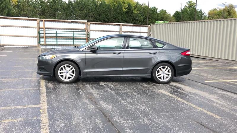 Ford Fusion 5