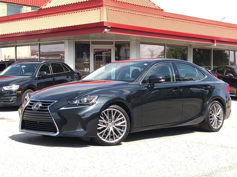Lexus IS 300 6