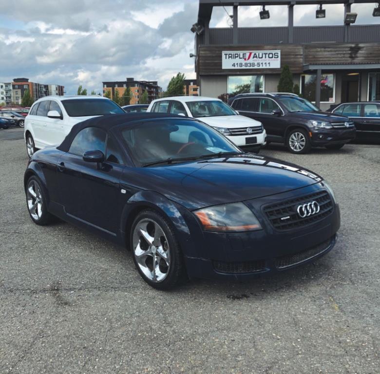 2005 Audi TT