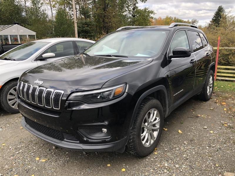 2019 Jeep  Cherokee NORTH LATITUDE  V6 4X4 ENS. RE