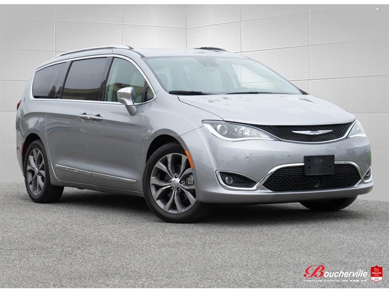 Chrysler Pacifica LIMITED * TOIT PANO * SECURITY 2019