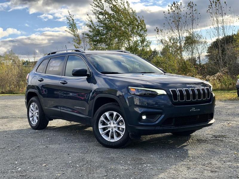 2020 Jeep  Cherokee North 4x4
