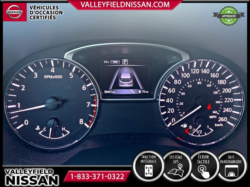 Nissan Pathfinder 34
