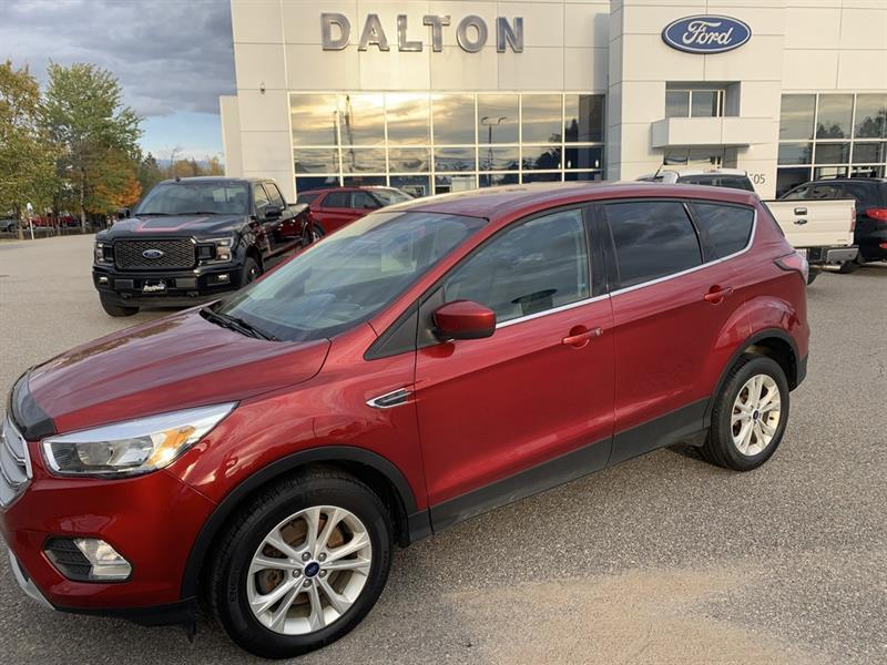 2017 Ford  Escape SE 4X4 2.0L
