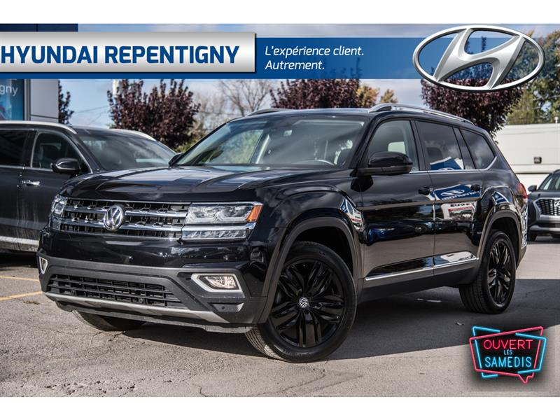 Volkswagen Atlas Highline 3.6L 7 PLACES*MAGS 20 2019