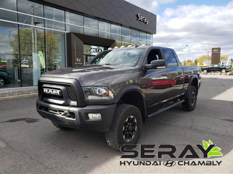 2018 RAM  c/k 2500 Power Wagon 4x4 Crew Cab 6'4