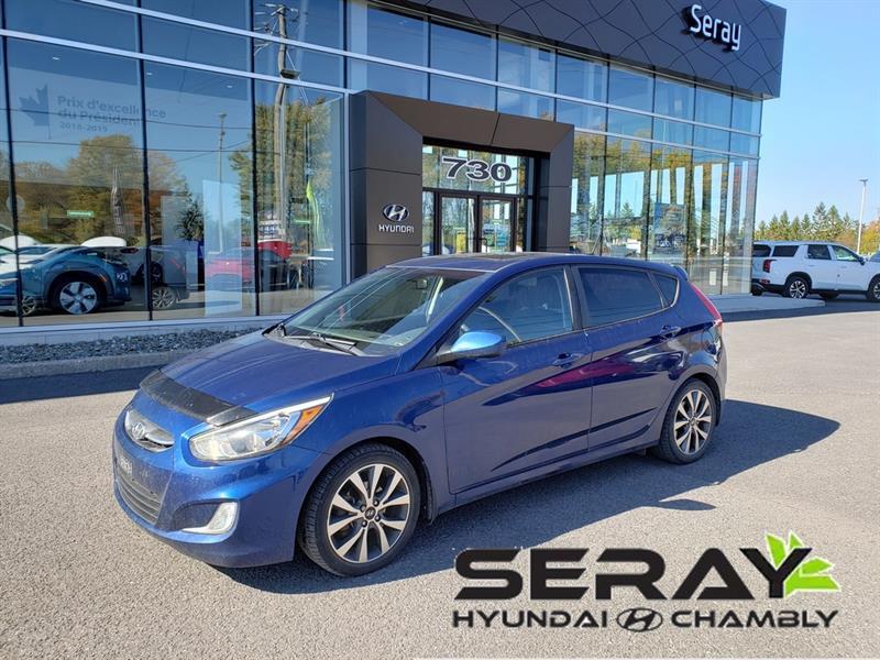2017 Hyundai  Accent 5dr HB Auto SE, TOIT OUVRANT,