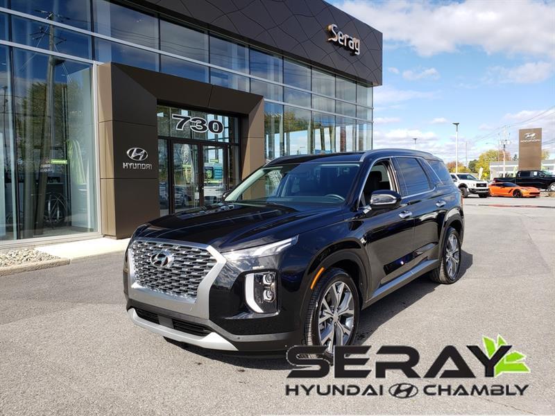 Hyundai Palisade Luxury 7-Passenger AWD, NAV, C 2020