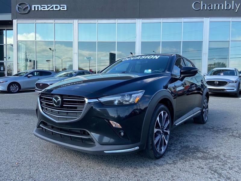 Mazda CX-3 GT, AWD, NAVI, CUIR, TOIT, A/C 2019