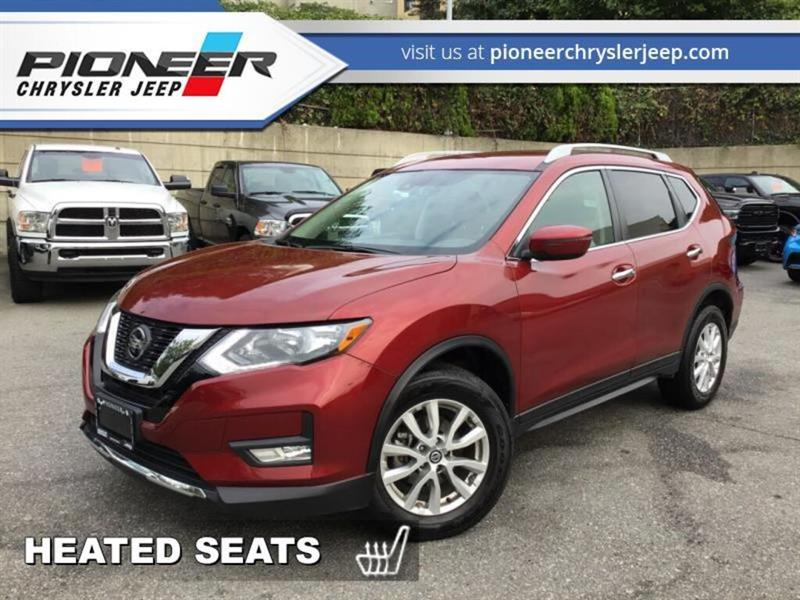 Used Nissan Rogue Vehicles For Sale In Mission Second Hand Cars In Mission Auto123