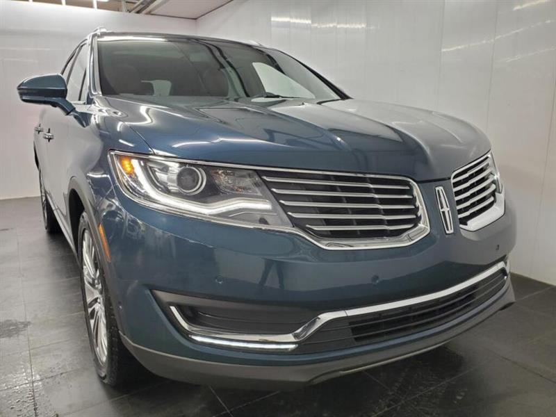 Lincoln MKX 2
