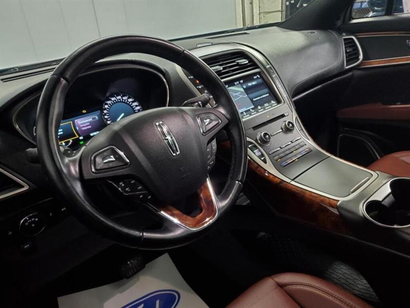 Lincoln MKX 21