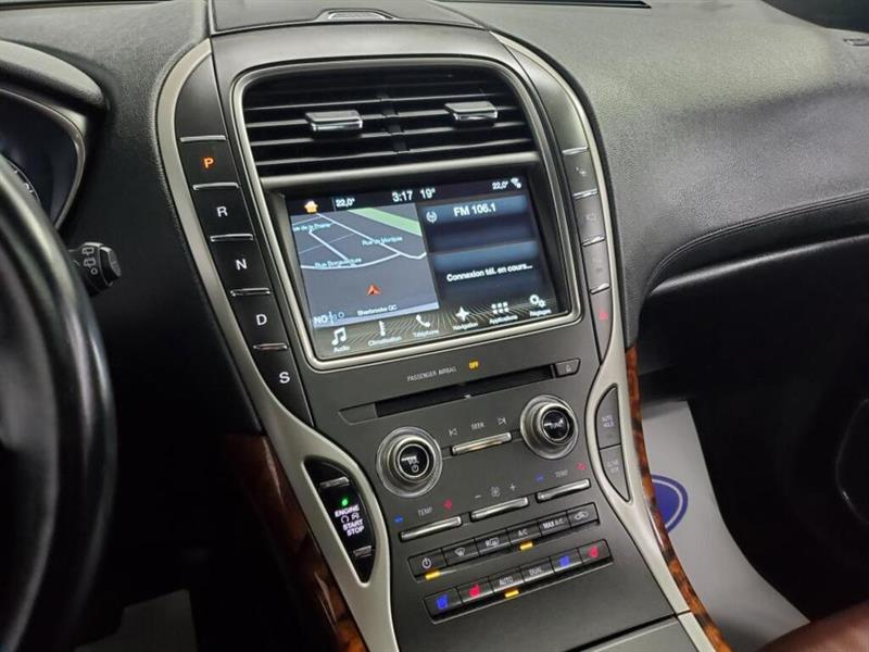 Lincoln MKX 25