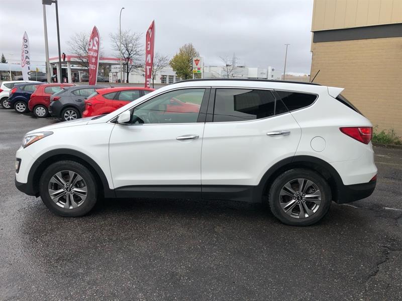 Hyundai Santa Fe Sport 5