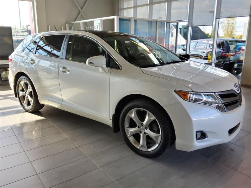 Toyota Venza 1
